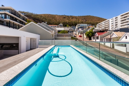 Sea Point Strand Beach ~two bedroom apartment Cape Town, South Africa